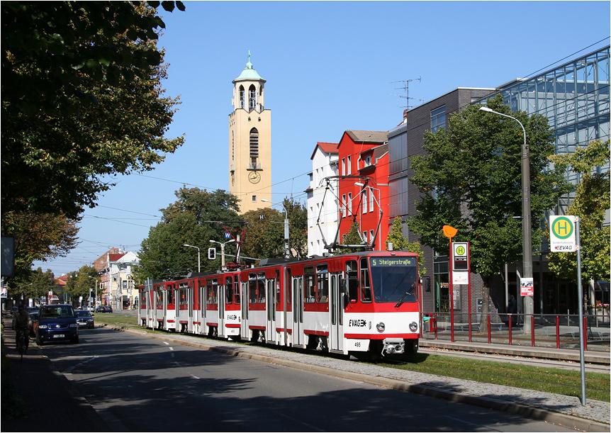 Erfurt - Lutherkirche/SWE