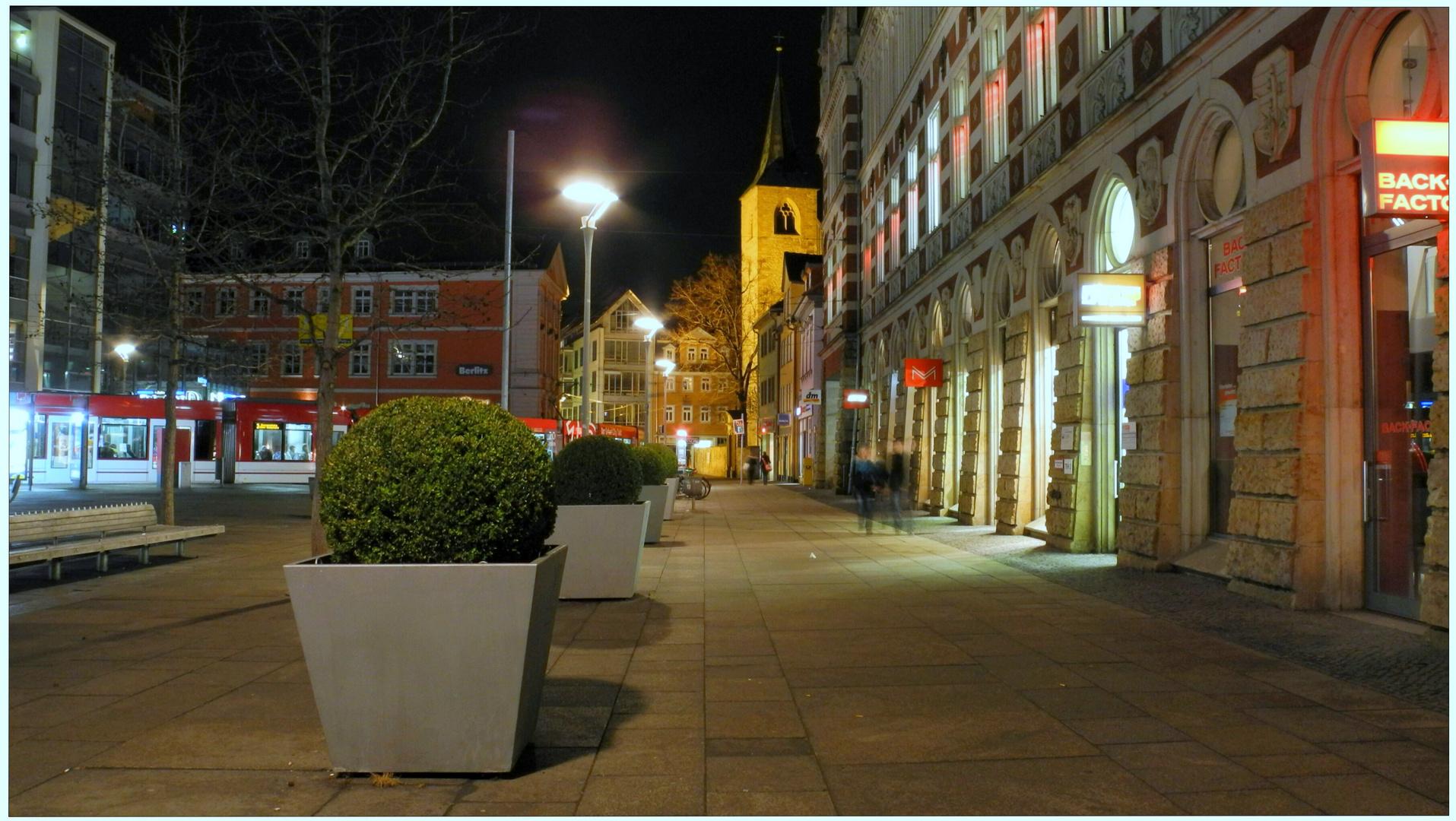 """Erfurt, plaza """"Anger"""" II"""