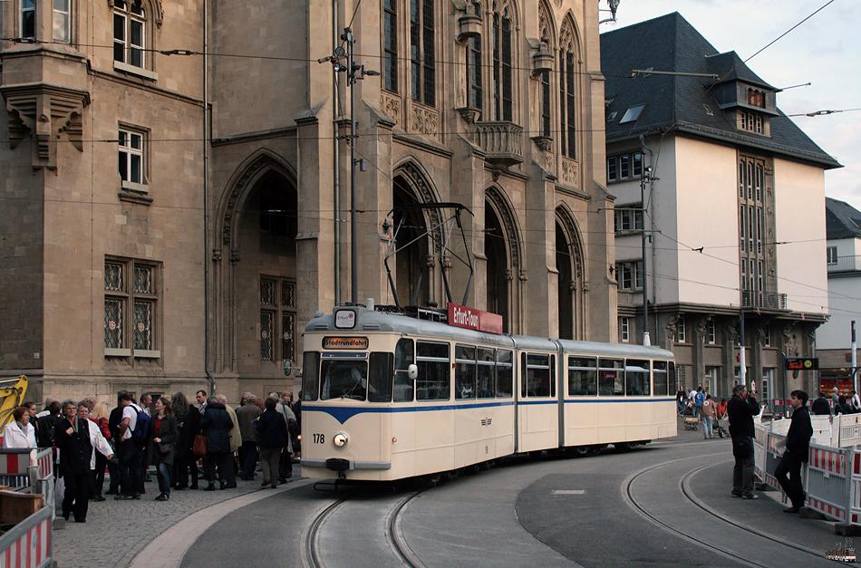 Erfurt-Wiederaufnahme.....
