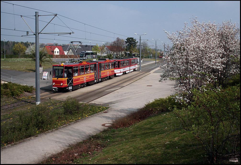 Erfurter Stadtrundfahrt