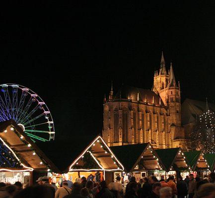Erfurter Weihnachtsmarkt 2006 - #1