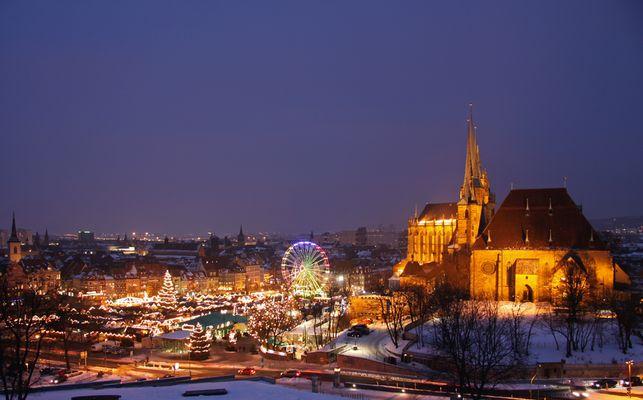 Erfurter Weihnachtsmarkt 2010 -1-