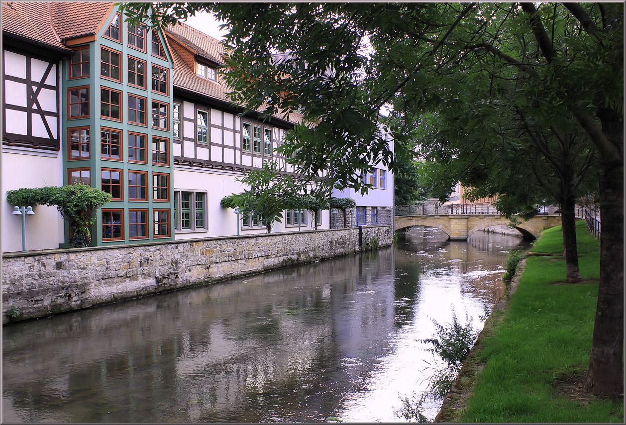 "Erfurts ""Klein Venedig"" III"