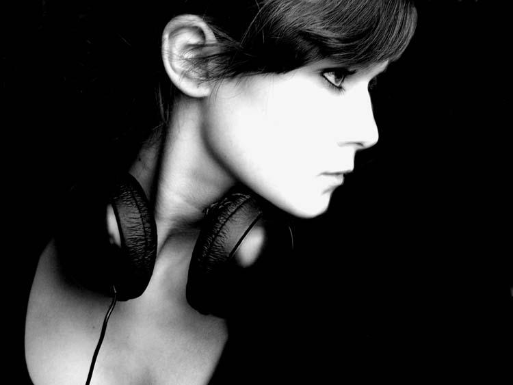 Ergriffen von der Musik