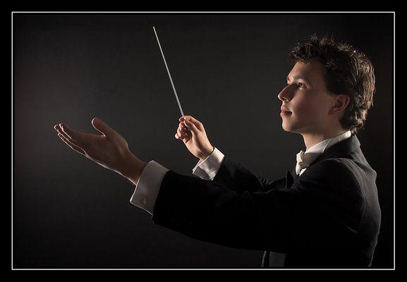 erhaben (Portraits eines jungen Dirigenten)