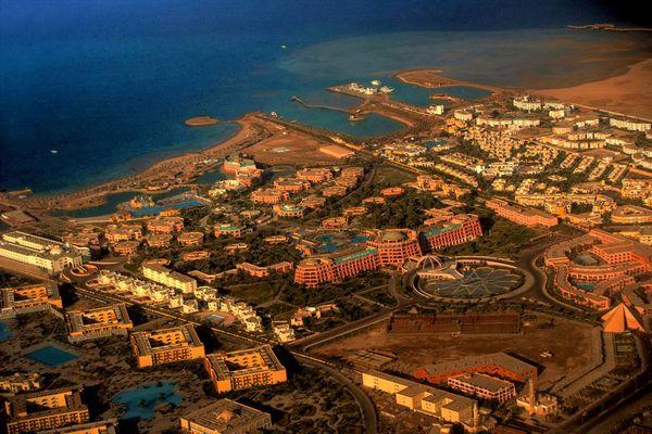 Erholungsort Hurghada