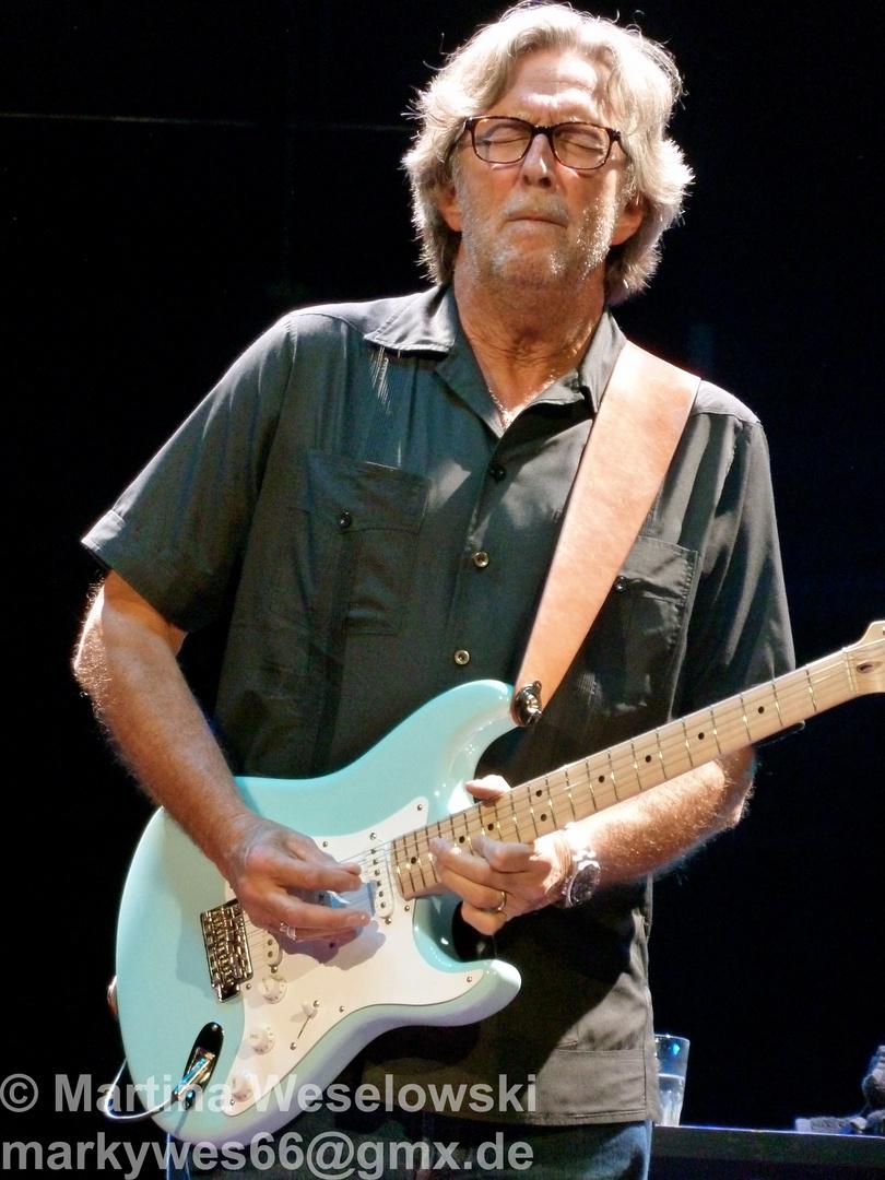 Eric Clapton aka EC