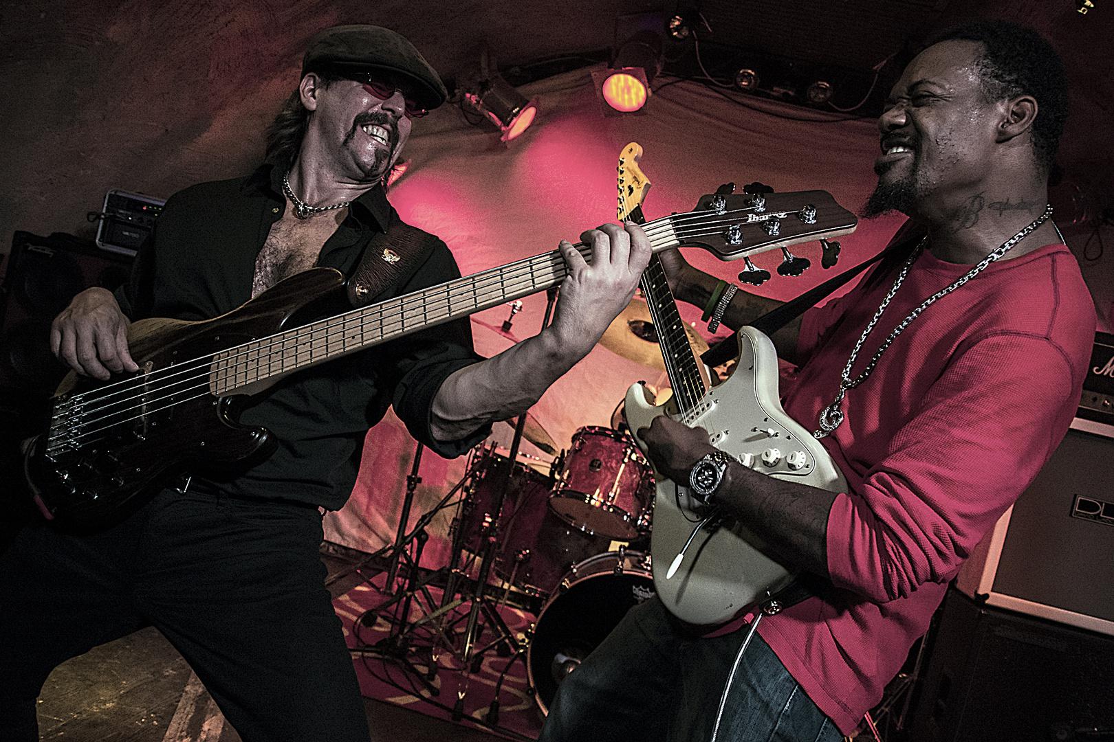 Eric Gales + Band