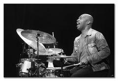 Eric Harland; drums - Charles Lloyd Quartet