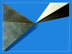 Erich Hauser: Skulptur-Detail