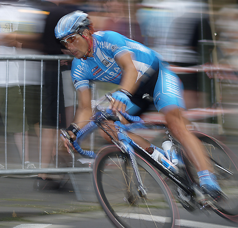 Erik Zabel bei der Tour de Neuss 2006