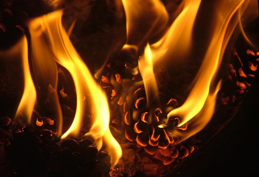 Erik´s Feuer