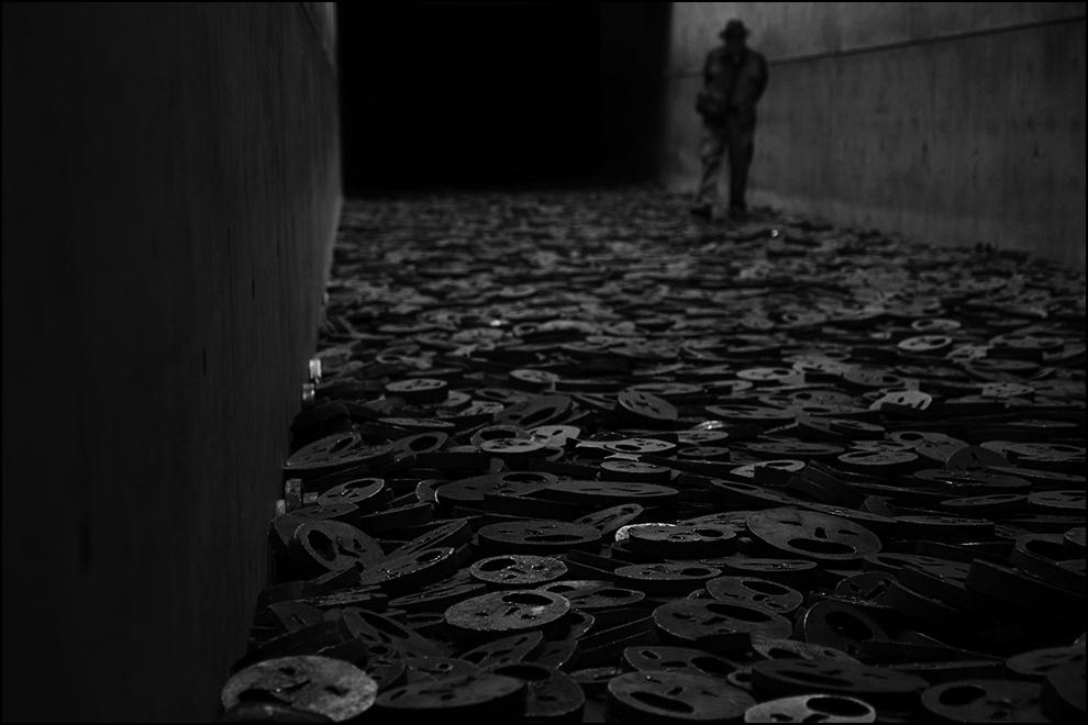 Erinnerung an das Grauen