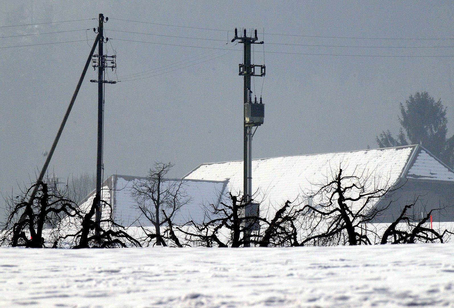 Erinnerung an den letztjährigen Winter