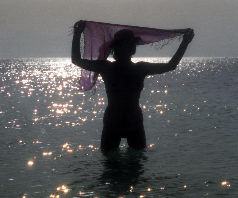 Erinnerung an einen Sommer am Meer