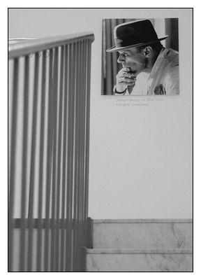 ...Erinnerung an Joseph Beuys....