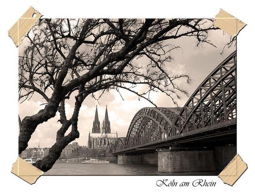 Erinnerung an Köln
