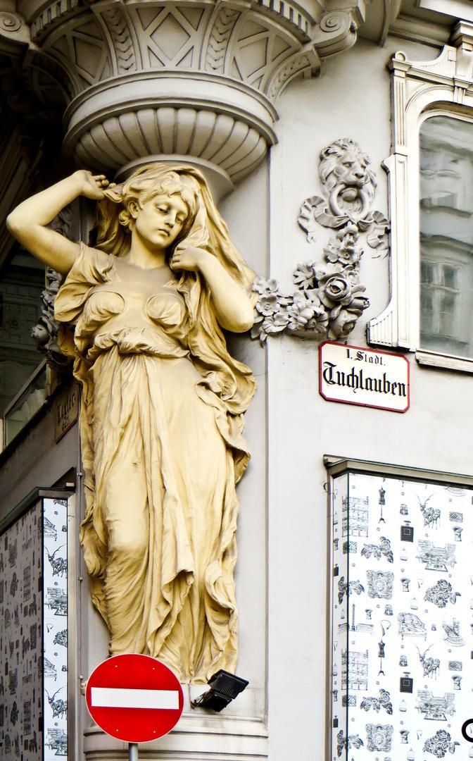 Erinnerung an Wien X