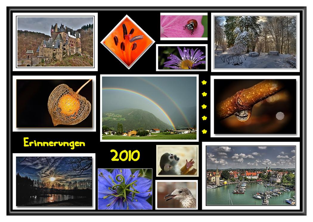 Erinnerungen 2010