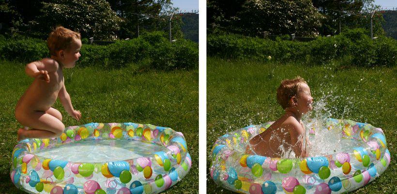 erinnerungen an den sommer
