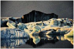 Erinnerungen an Iceland 2006 ( Jökulsarlon )