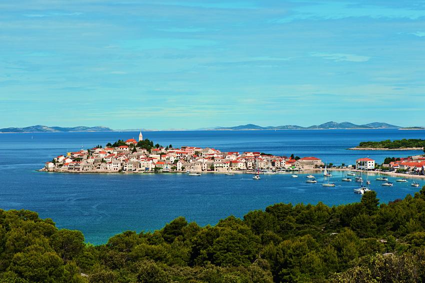 Erinnerungen an Kroatien - neu bearbeitet