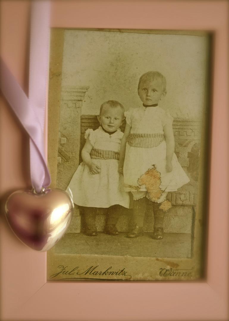 Erinnerungen an meine Oma