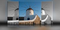 Erinnerungen an Mykonos ...