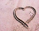 erinnerungen im sand