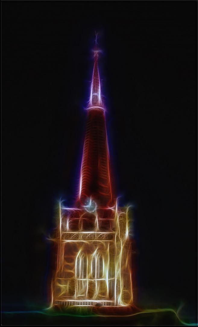 erkelenzer kirchturmspitze ..