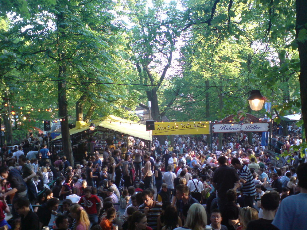 Erlanger Bergfest 08