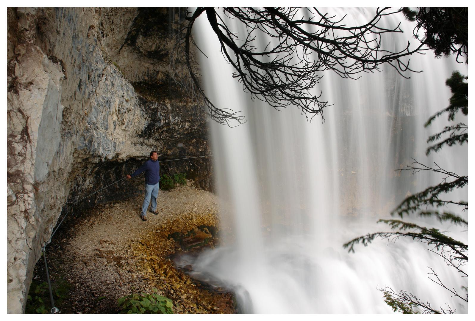 Erlebnis Faneswasserfall 2