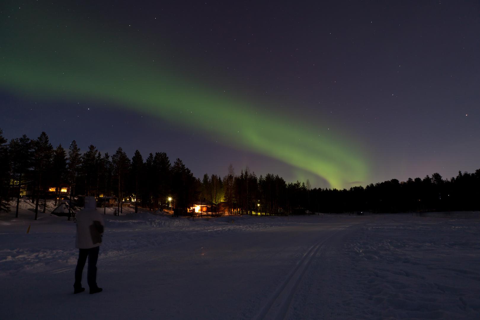 Erlebnis Nordlicht