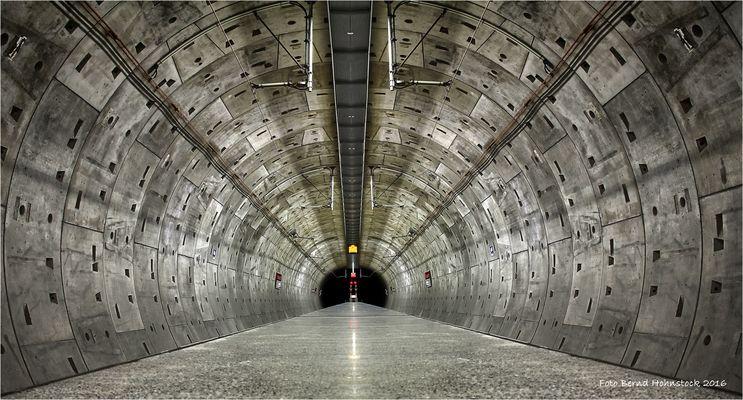 Erlebnis ... U-Bahn