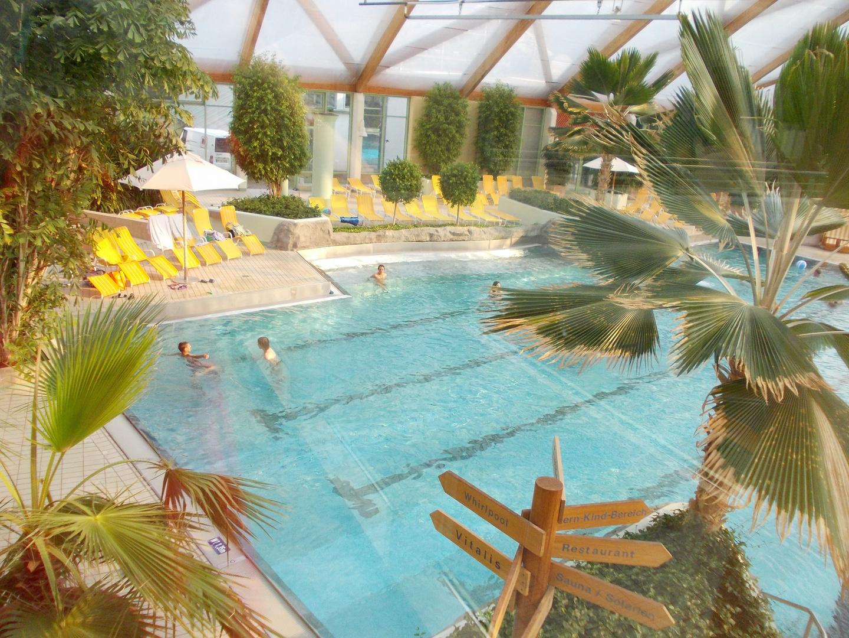 Erlebnisbad in Bocholt