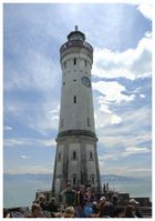 erleuchteter (Leucht-)Turm