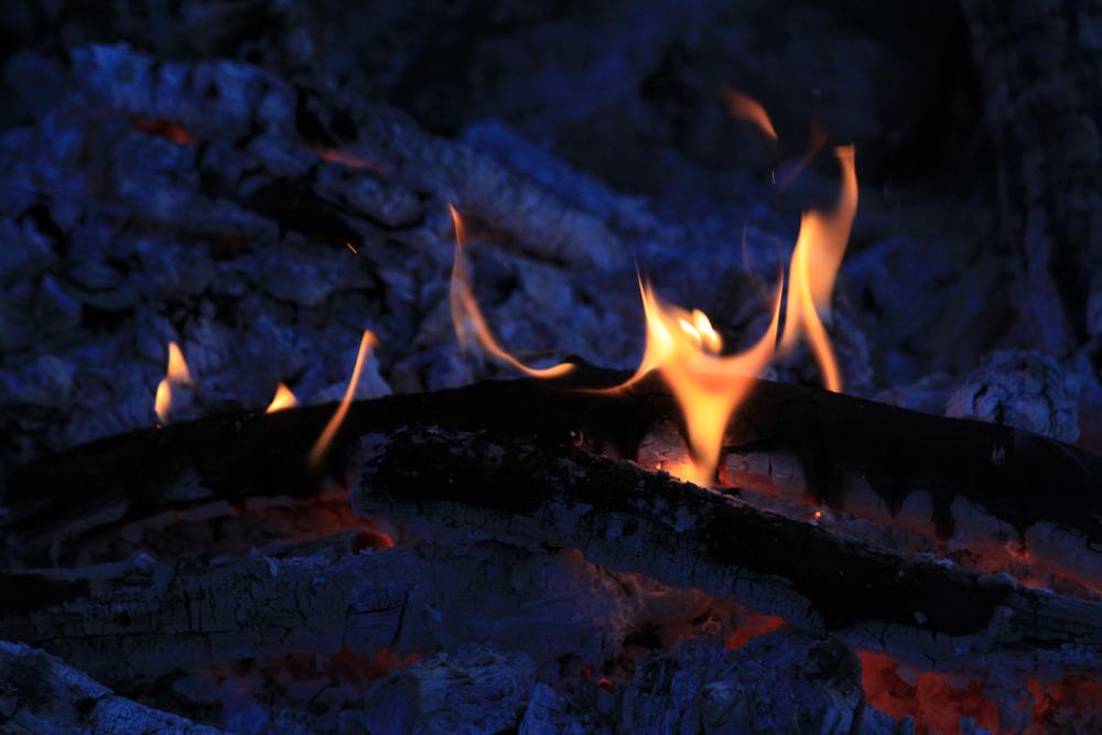 erlöschendes Feuer 2