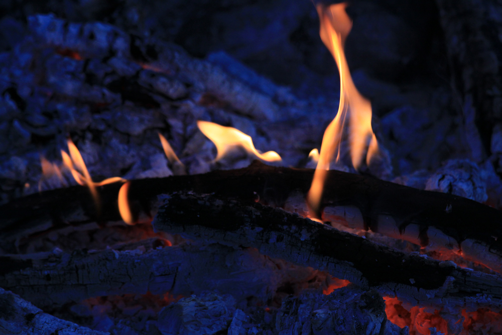 erlöschendes Feuer 3