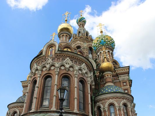 Erlöser bzw. Blutskirche St. Petersburg II