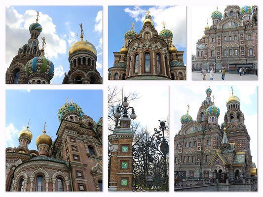 Erlöser bzw. Blutskirche St. Petersburg III