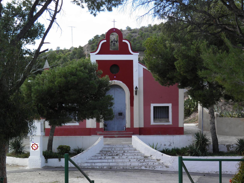 Ermita de la Santa Cruz , Aspe Alicante