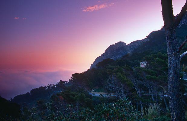 - Ermita de la Victoria / sunrise -