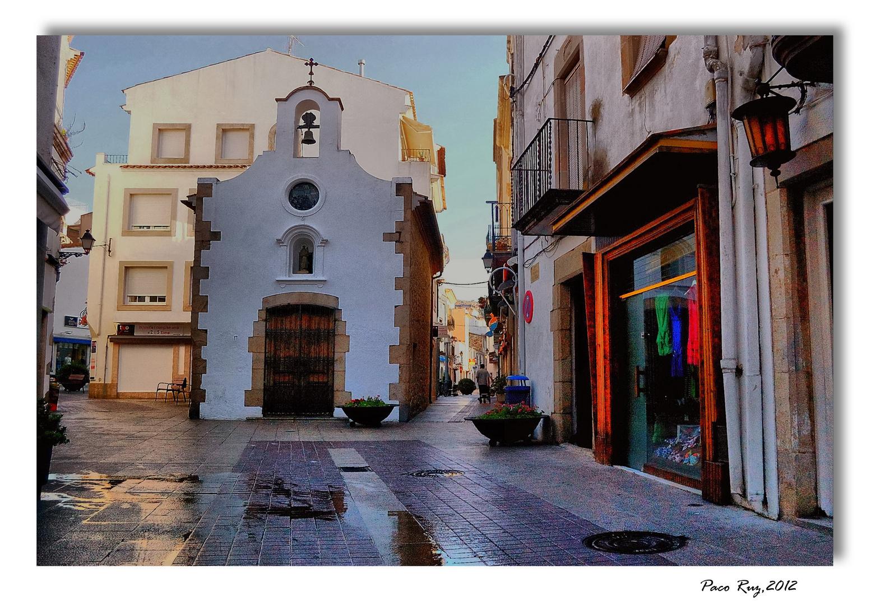 Ermita de Tossa de Mar