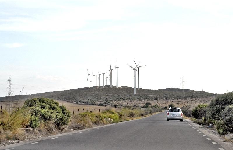 Erneuerbare Energie auch ....