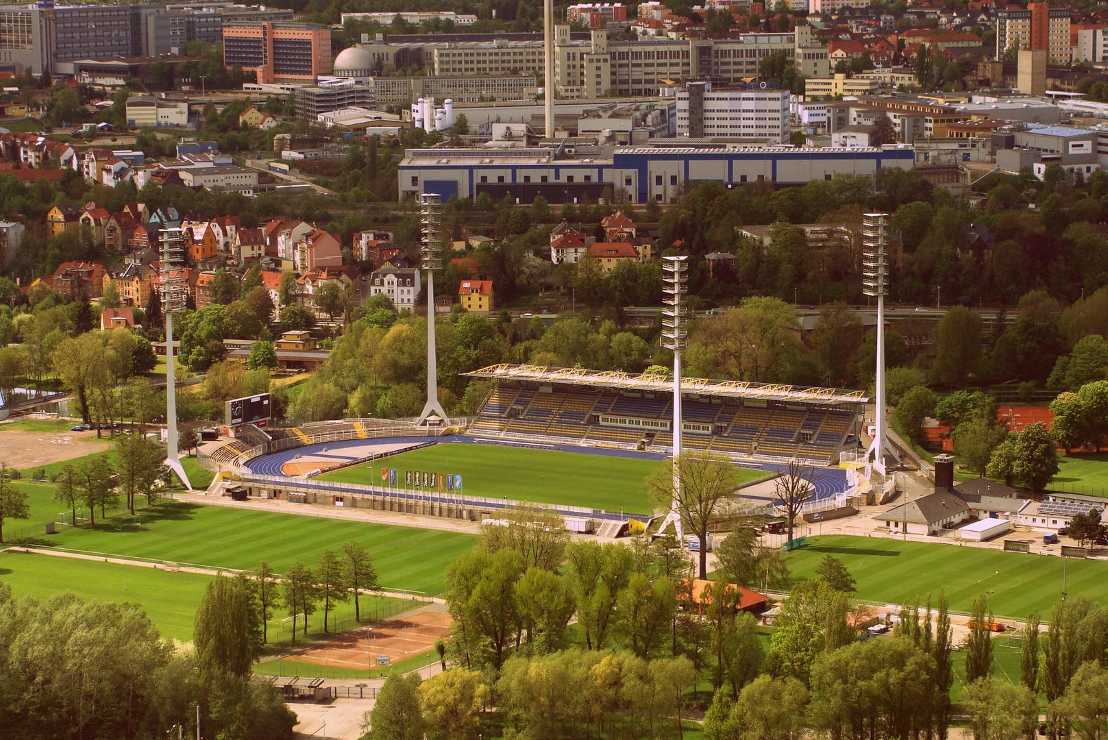Ernst Abbe Sportfeld