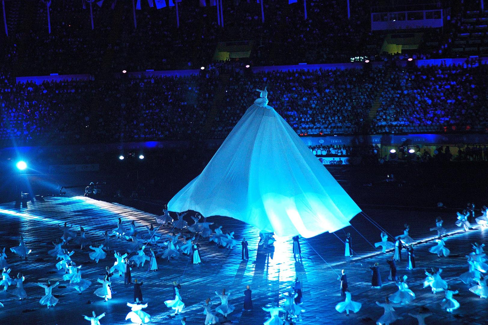 "Eröffnung "" 23rd FISU Universiade Izmir 2005 """