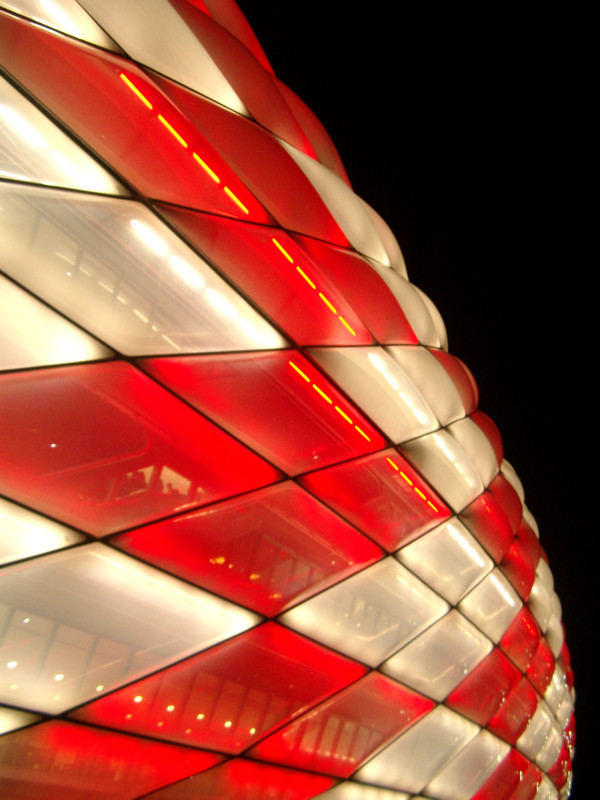 Eröffnung Allianz Arena