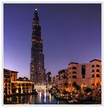 Eröffnung Burj Dubai