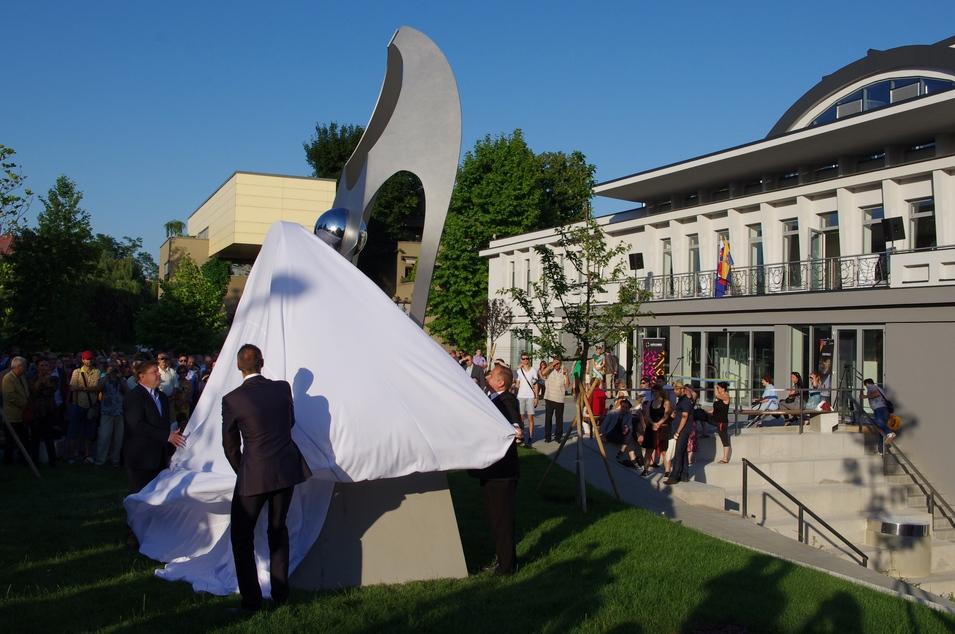 Eröffnung der Kunsthalle Kosice am 3. 7. 2013