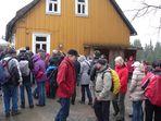 Eröffnung der Wandersaison am Polstertaler Hubhaus